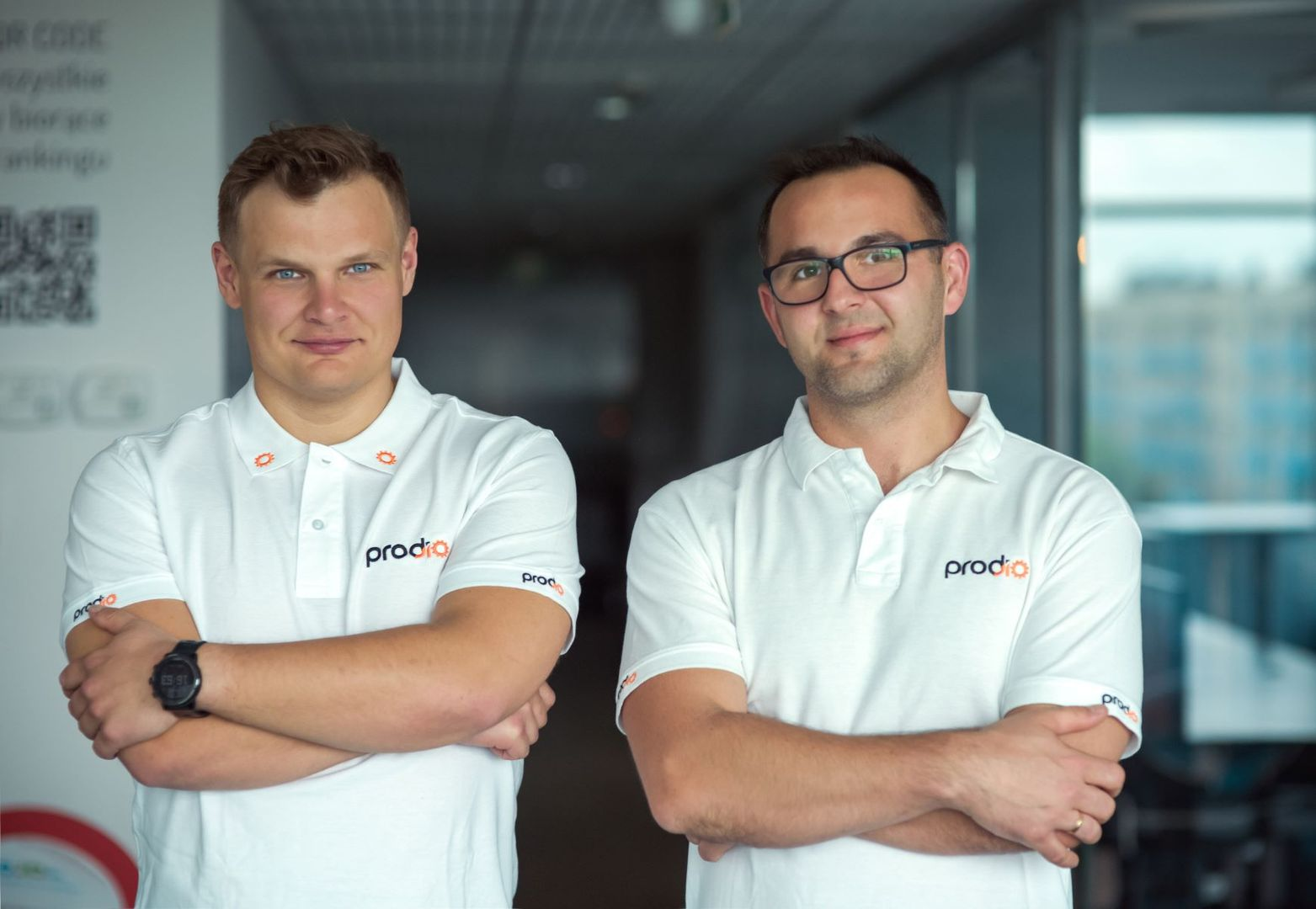 Prodio founders