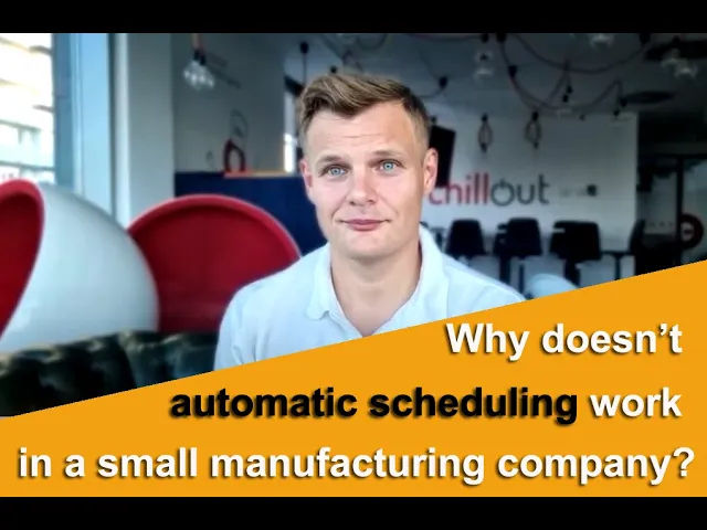 automated scheduling