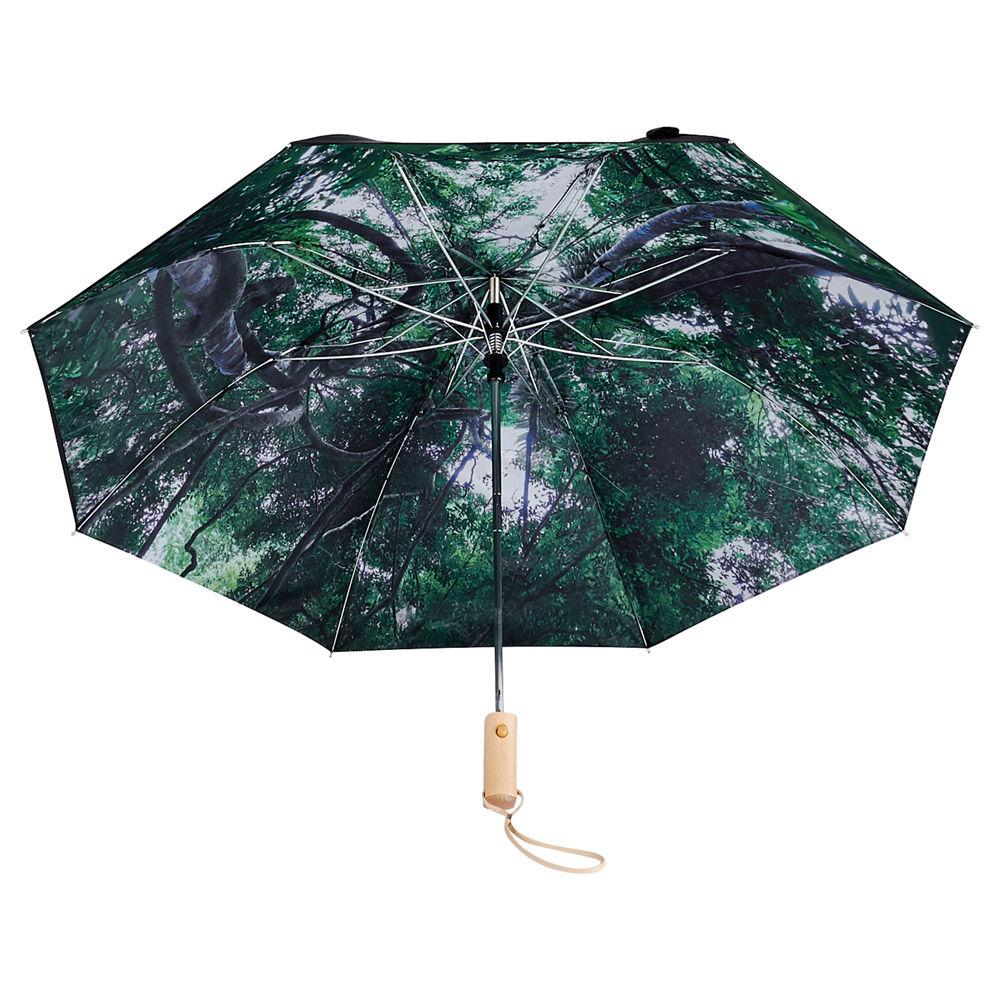 "46"" Forest Auto Open Folding Umbrella"