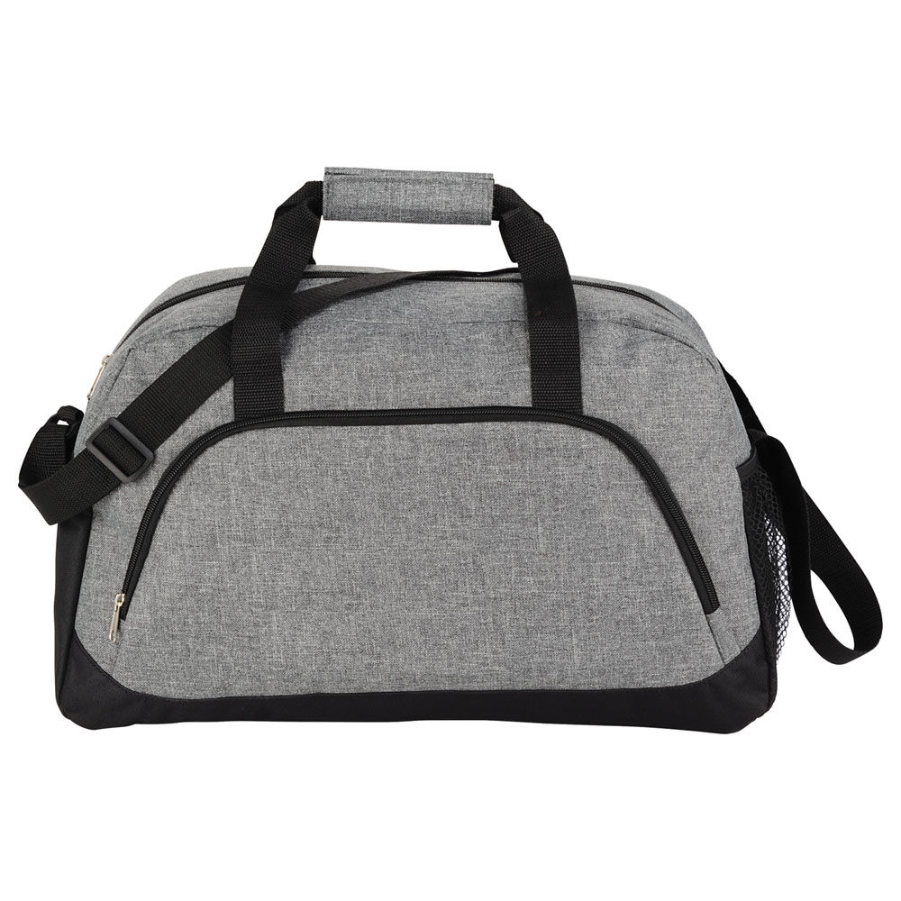 "18.5"" Medium Graphite Duffel Bag"