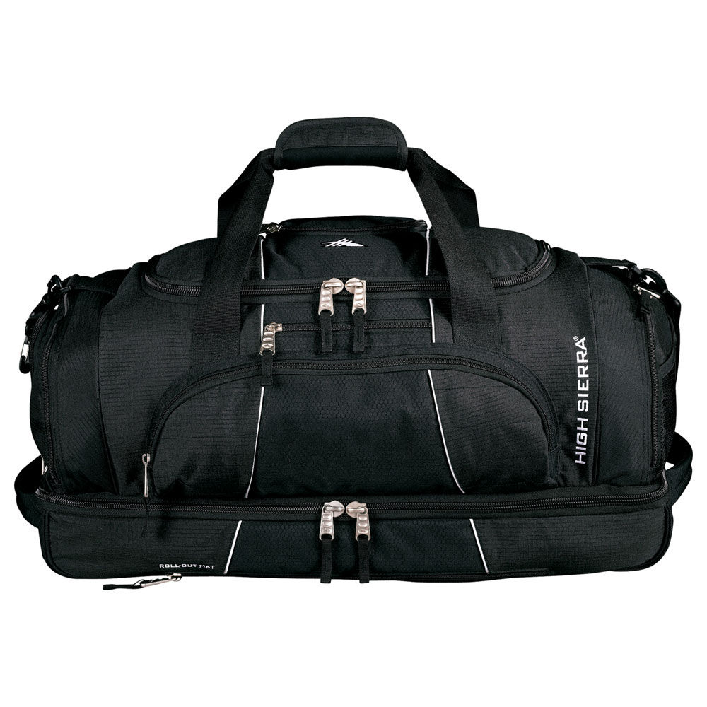 "High Sierra® Colossus 26"" Drop Bottom Duffel Bag"
