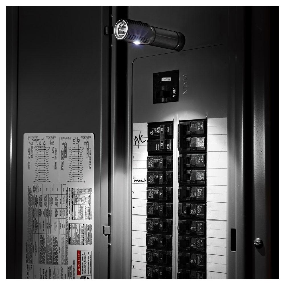 High Sierra® 3W CREE XPE LED Flashlight
