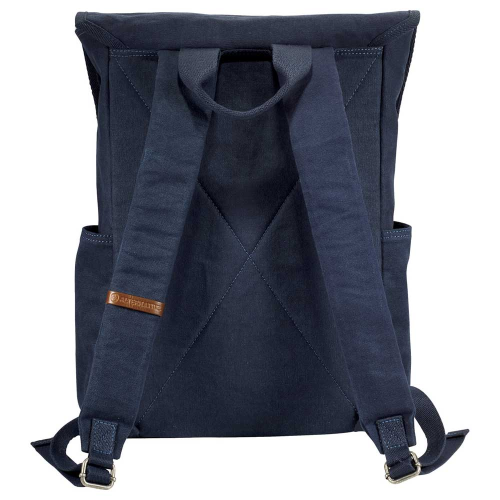 "Alternative Mid 15"" Cotton Computer Backpack"