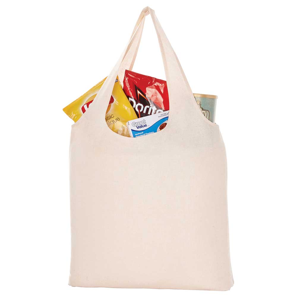 All-Purpose 5oz Cotton Canvas Tote