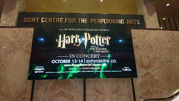 SCRUTINY | Toronto Goes Hufflepuff Over Harry Potter With Live Symphony Orchestra
