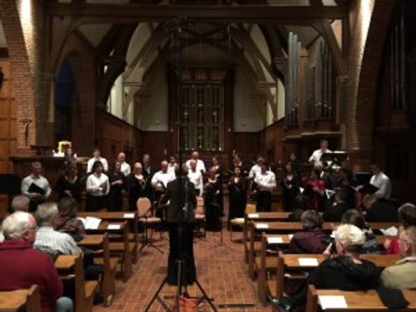 "CHORAL SCENE | ""Here We Come A-Caroling"": Choirs and carols across the region"