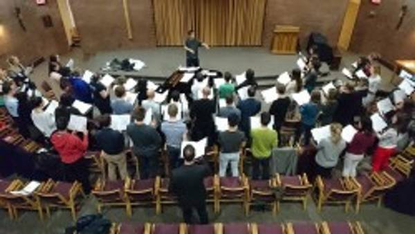 "BLOG | ""More than just a place to sing"": Univox's Welcoming Choral Community"