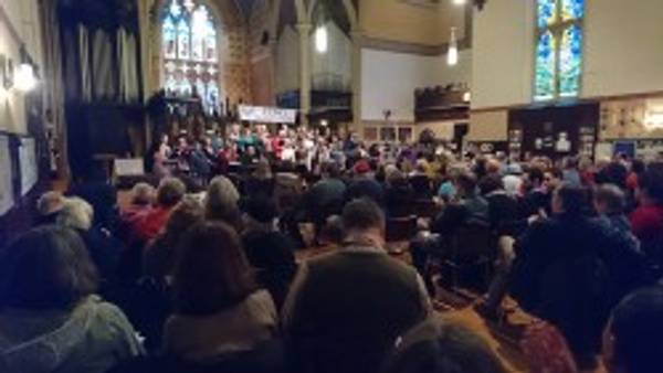 CONCERT REPORT | Echo Women's Choir, Making Noise