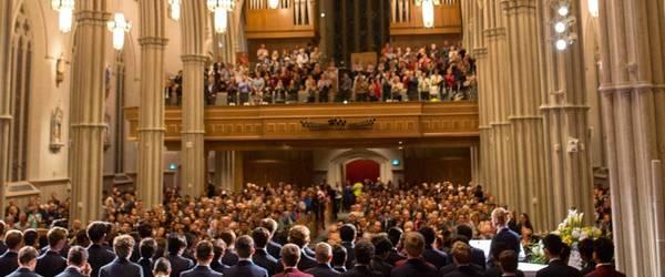 FEATURE | St. Mike's Springtime Messiah Sets Momentous Challenge