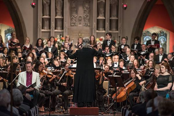 SCRUTINY | A Surprising Rendition With Pax Christi Chorale's The Apostles
