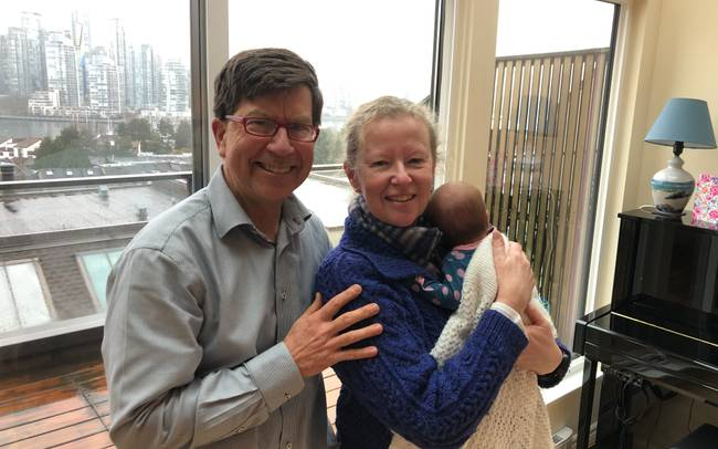 Donor Story: Kim and Stuart