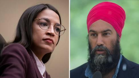 AOC Among Us: progressive firebrand to join NDP leader for online gaming sesh Friday