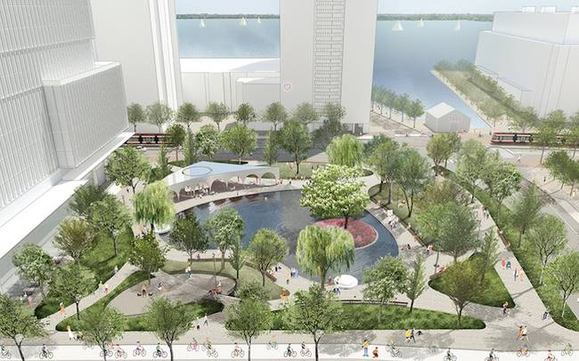 Parks & Public Realm
