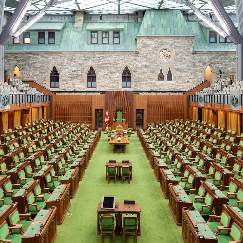 In Parliament