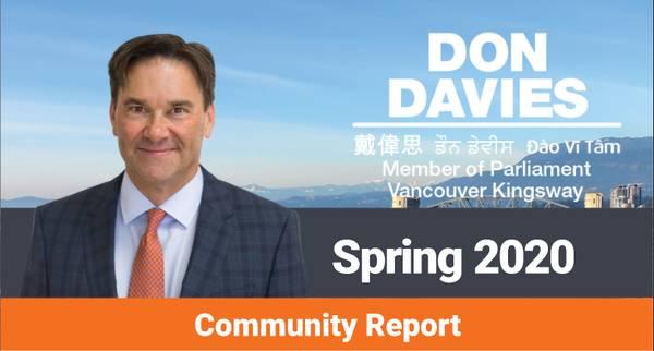 Spring 2020 Community Report