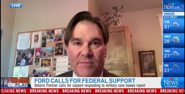 CTV Power Play - Crisis in Long-Term Care