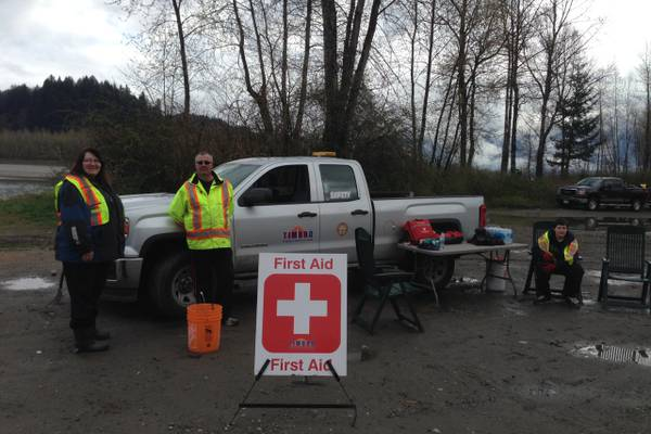 Join us for our 9th Annual Fraser River Cleanup on March 19th!