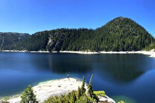 Tennent Lake: A Watermark by Mike Knippel