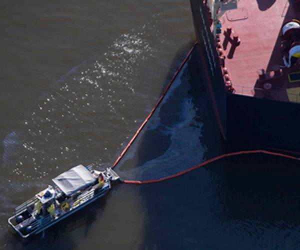 Federal Cuts To Blame for Slow Response to English Bay Spill