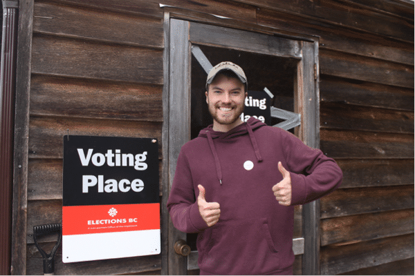 Water Blog #3: Voting for Water