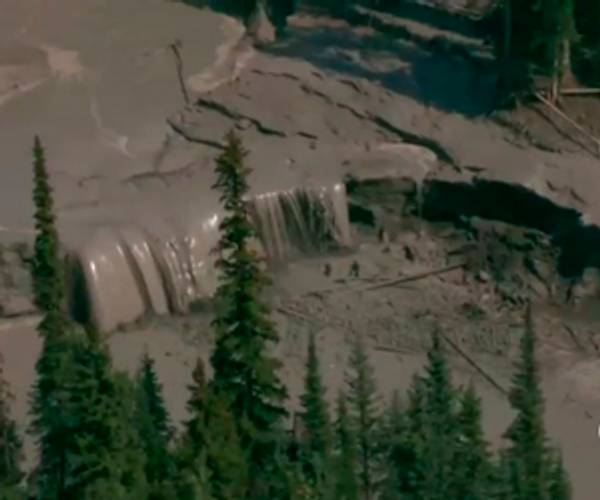 Discharge Permit Issued to Avoid Second Disaster At Mount Polley