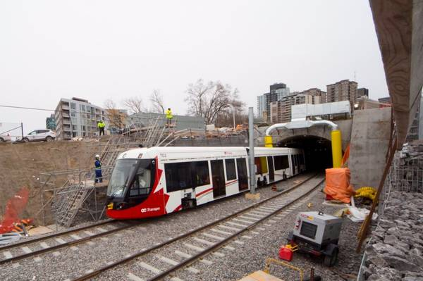 Values of properties near LRT stations are increasing