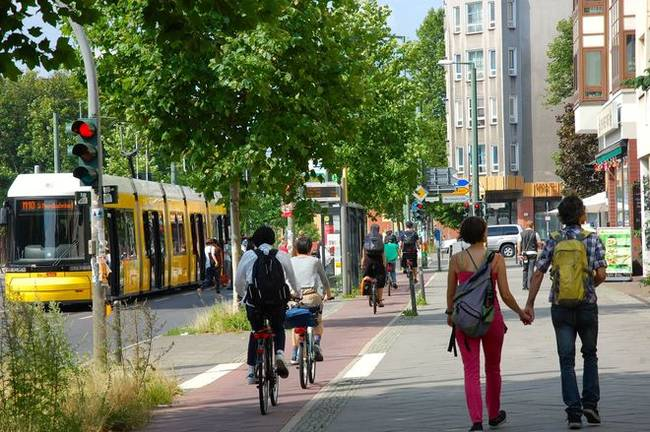 Healthy Streets, Healthy Recovery