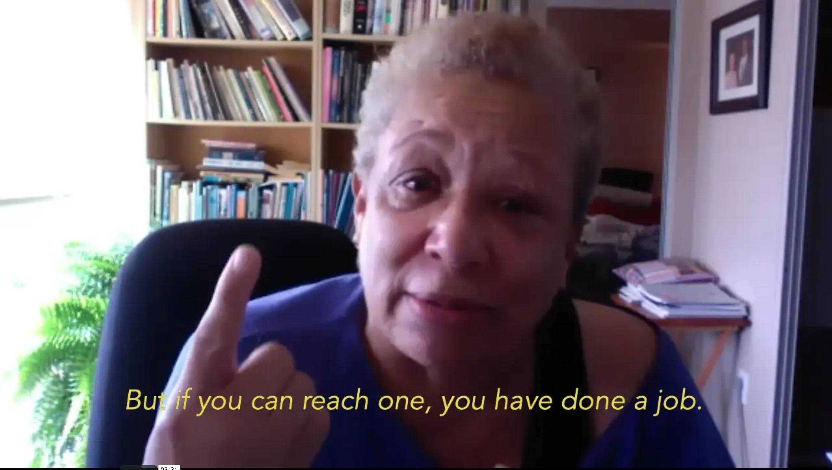 ICL Instructor Sandra Whiting on the killing of Ahmaud Arbery [video]