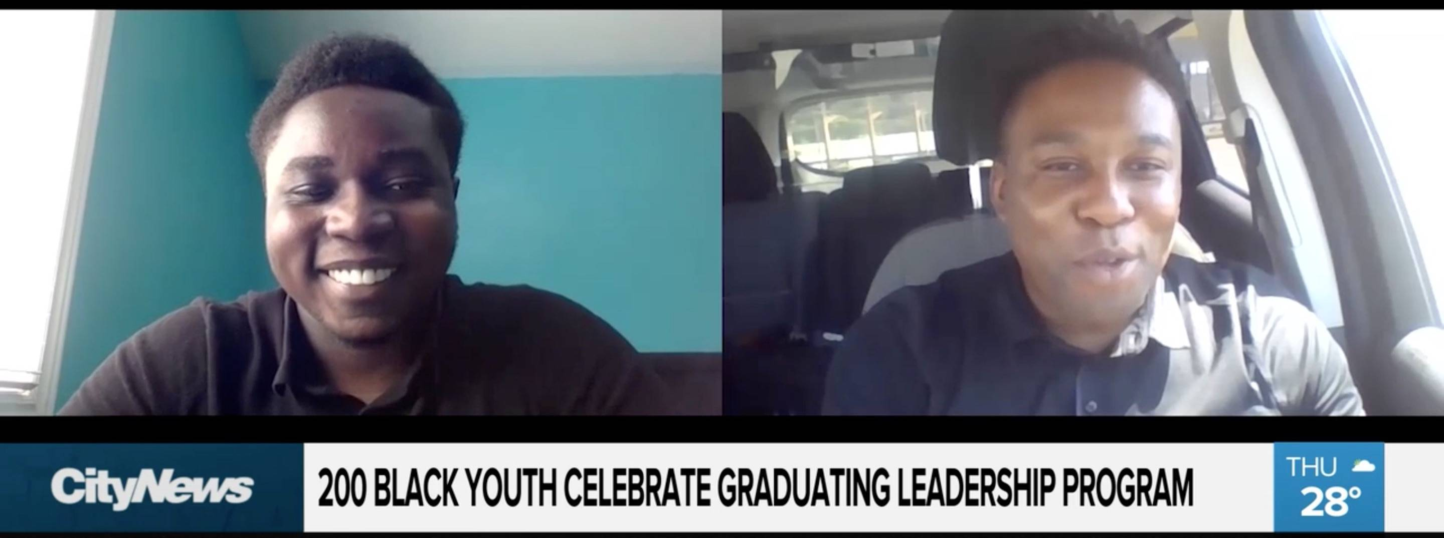 Celebrating Youth Leadership Against Anti-Black Racism