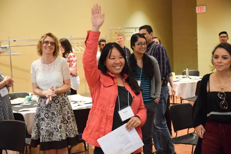 Over 5000 students trained on community organizing skills.