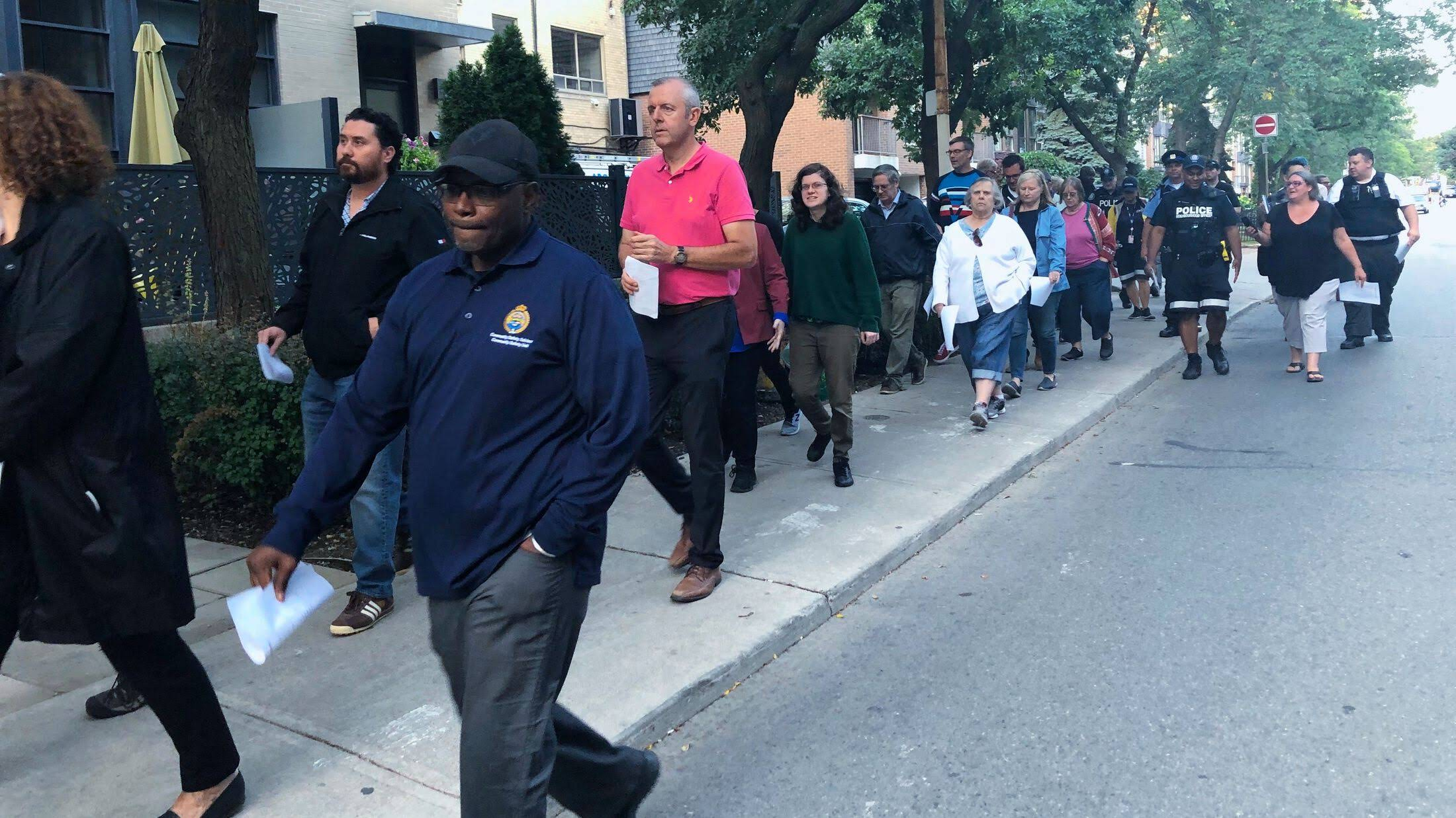Community Safety Walk