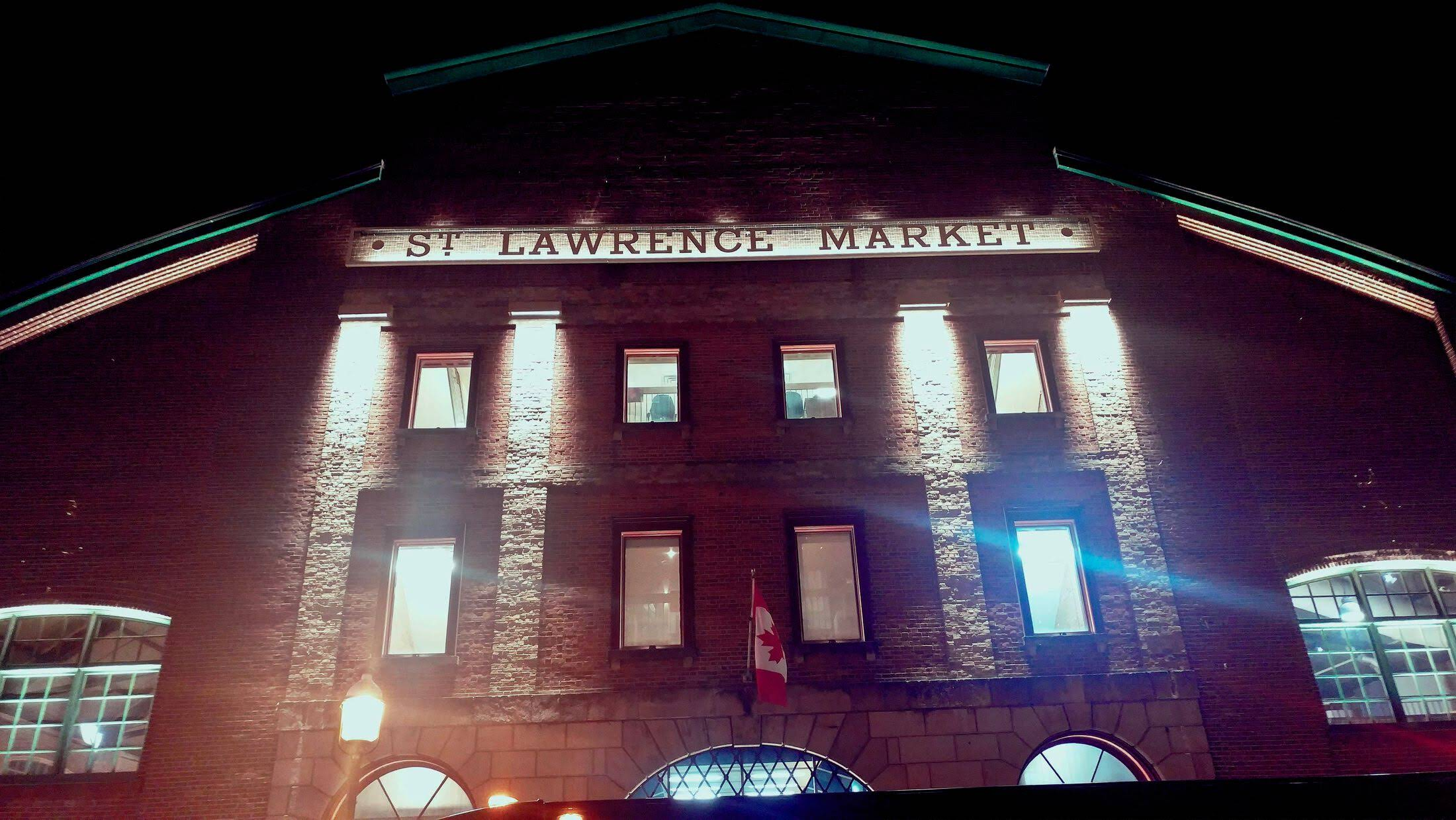 St. Lawrence Market Night