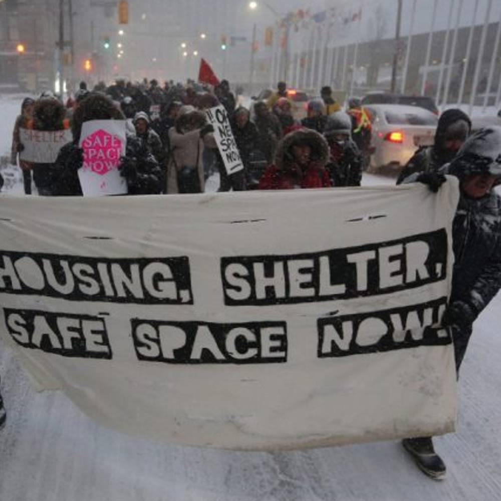 Declare Toronto's Homelessness and Housing Crisis a State of Emergency