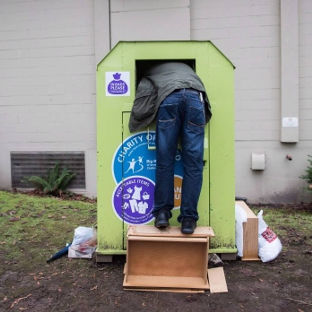 Public Consultation on | Clothing Drop Boxes Bylaw