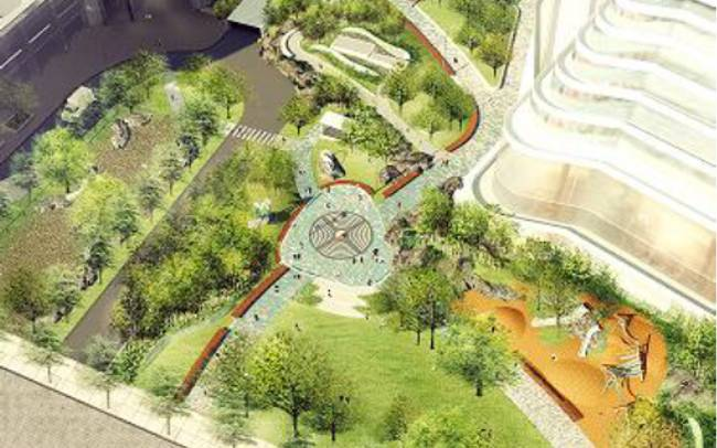 Lillian McGregor Park Design Consultation