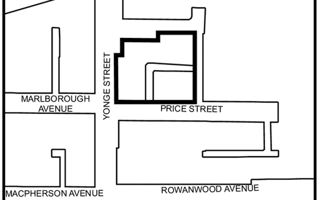5 Scrivener Square Development Application, 2nd Public Meeting: March 20