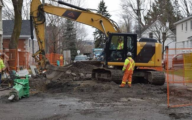 Noise By-law Review: Construction