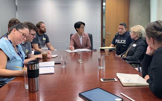 Joint Statement by Councillors Kristyn Wong-Tam and Joe Cressy  about the Planned Protests on September 28 in the St. Lawrence Market area