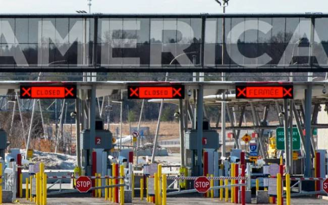 U.S.-Canada border could remain closed until next year unless 'something miraculous' happens: doctor
