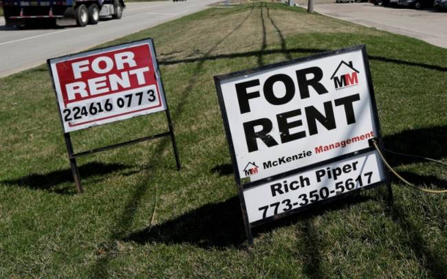 Ontario government says it will bring forward legislation to freeze rent in 2021