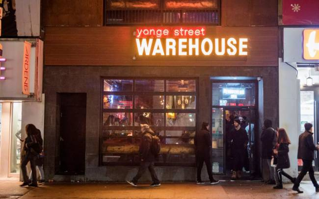 Toronto Officials Estimate 1700 People Exposed to COVID-19 at Yonge Street Warehouse