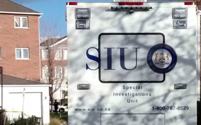 SIU called in after man dies following fall from Toronto overpass