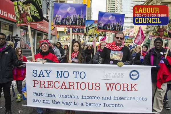 Toronto and York Region Labour Council