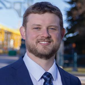 Daniel Blaikie, MP for Elmwood-Transcona