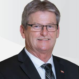 Scott Duvall, MP for Hamilton Mountain