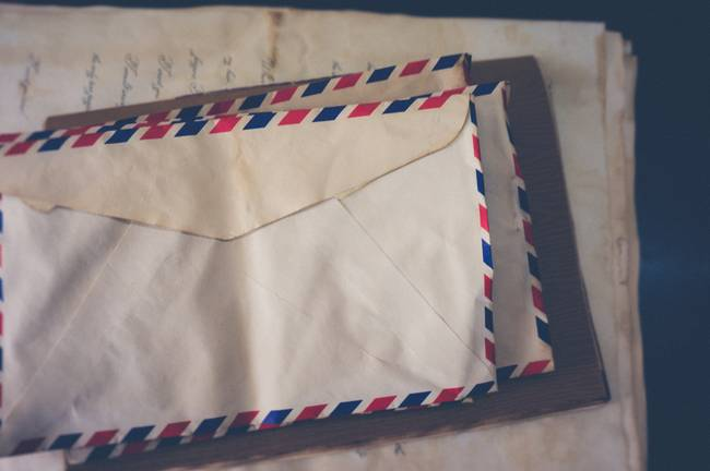 Mailing Symbolic Items