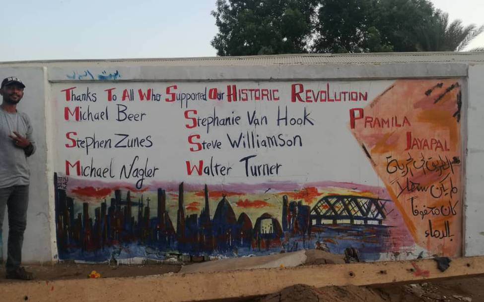 Sudan's Democratic Revolution: How They Did It by Stephen Zunes