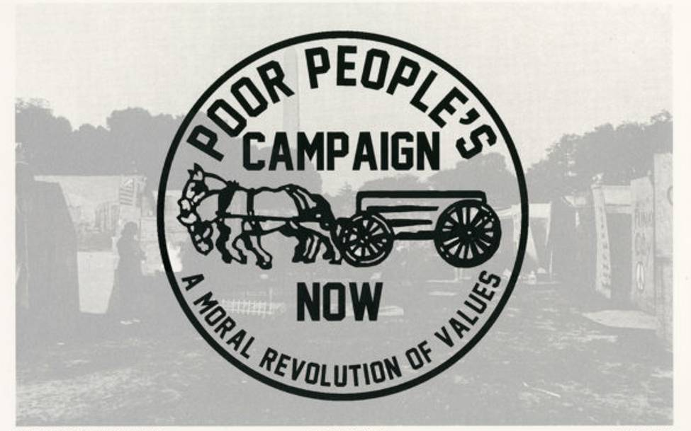 Join NVI in supporting the Poor People's Campaign