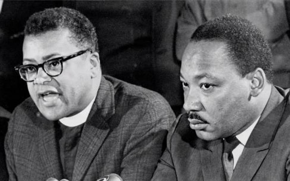 How did King learn about Gandhi? Ask Rev. James Lawson