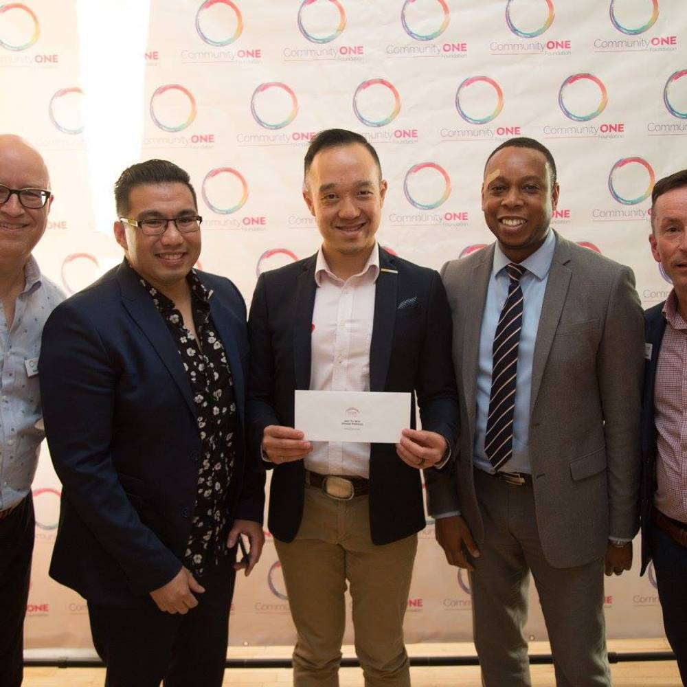 Thank you CommunityOne | for your continued support!